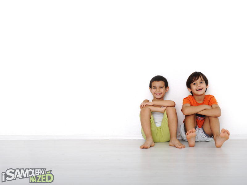 Dětské samolepky na zeď - Samolepka na zeď - Pavouk