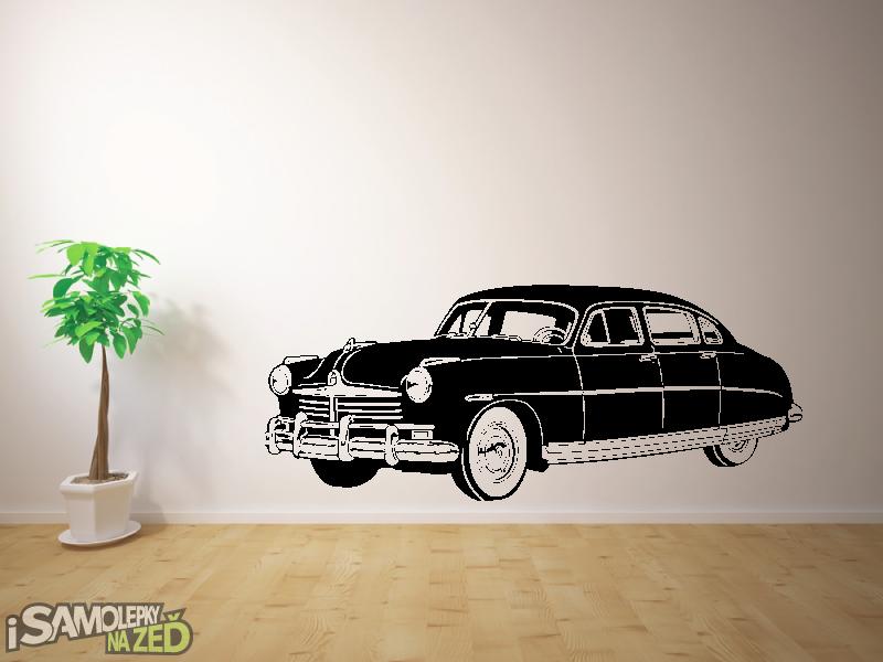 Samolepky na zeď - Samolepka na zeď - Buick