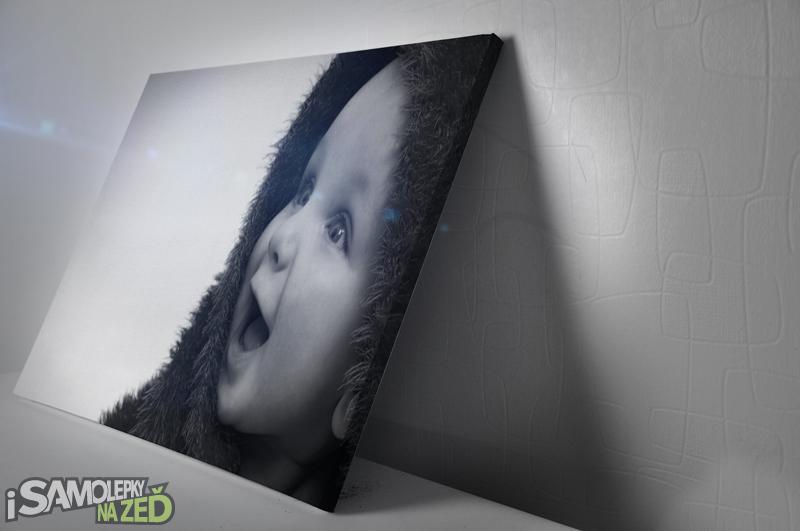 Tisk fotografií - Fotoobraz z vaší fotografie- černobílé