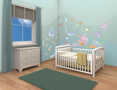 Dekorace baby moře