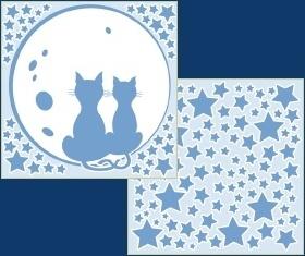 Svítící kočky
