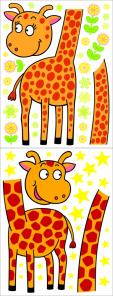 Velké žirafy