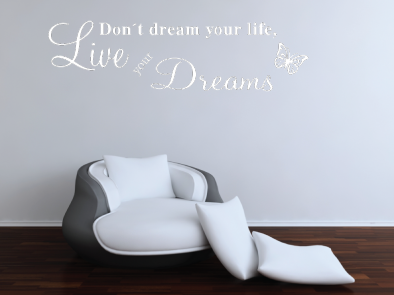 Don´t dream ..