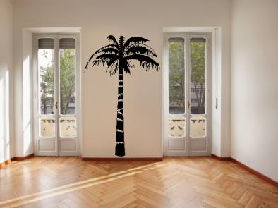 Samolepka na zeď - Palma