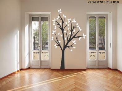 Samolepka na zeď - Strom v2
