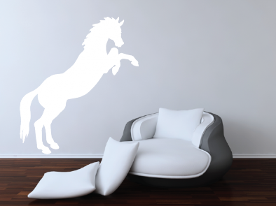 Samolepka na zeď - Hřebec