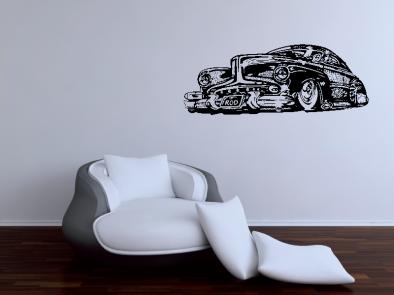 Samolepka na zeď - Buick v2