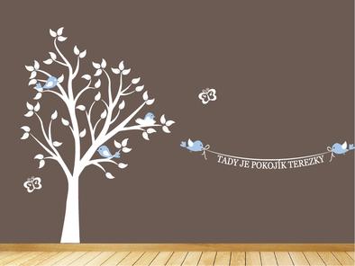 Strom se jménem a ptáčky - výprodej